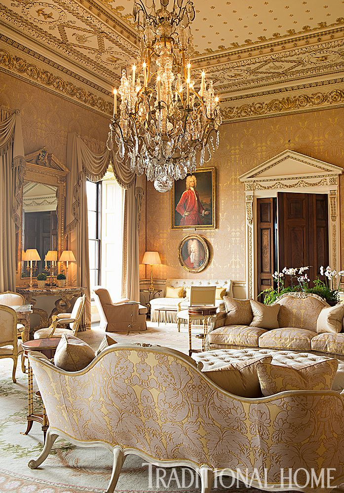 106 best traditional home images on pinterest beautiful for Beautiful drawing rooms interior