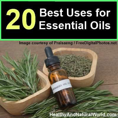 20 best uses for essential oil Basics on how to use them. Great for beginners