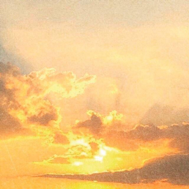 Bts Wallpaper Tumblr Sky Aesthetic Orange Aesthetic Yellow Aesthetic