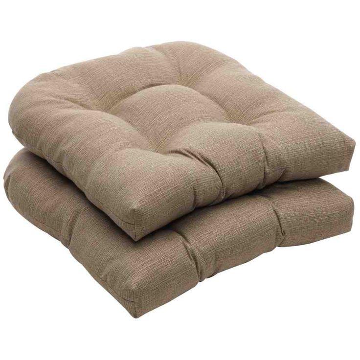 Amazing Chair Pillows #27 - Patio Chair Seat Cushions