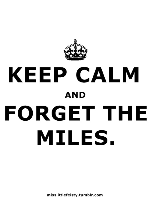 What miles.