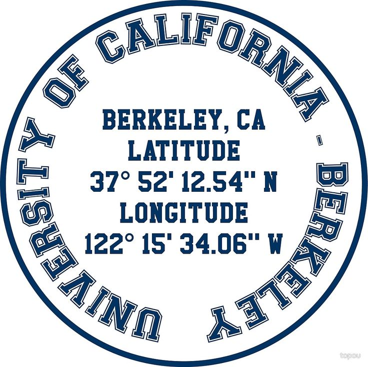 UC -  Berkeley Benchmark (blue text) benchmark on t-shirts, lightweight hoodies, phone cases, laptop cases, laptop sleeves, throw pillows, tote bags, studio pouches, and stickers. Check out our selection!