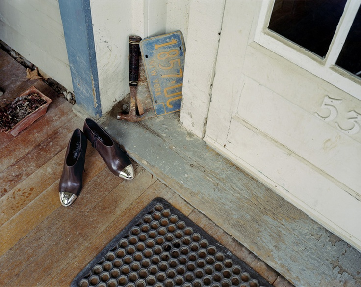 Stephen Shore, Shoes, Chanel.