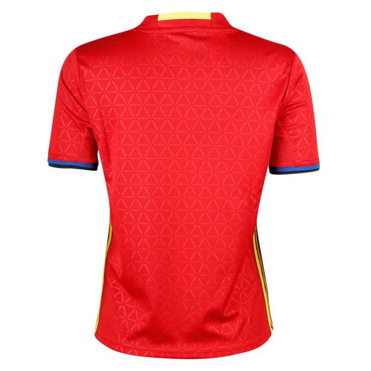Camiseta 1ª España Eurocopa 2016