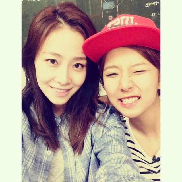 Gayeon with Soohyun