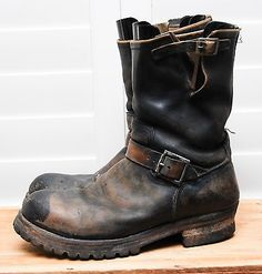 mens engineer boots - Google Search