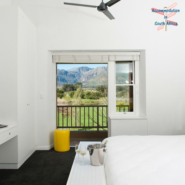 Beautiful views at Boschenmeer Estate Lodges. http://www.accommodation-in-southafrica.co.za/WesternCape/Paarl/BoschenmeerGrandeLodge.aspx