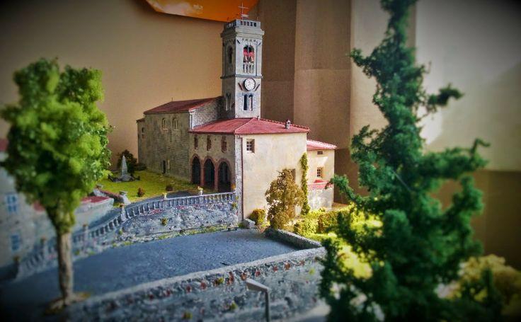 Partigliano Tuscany 1:87 diorama