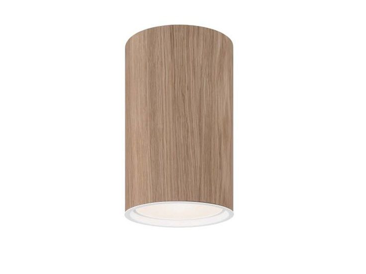 Wooden ceiling lamp Wood Collection by ZERO | design Fredrik Mattson