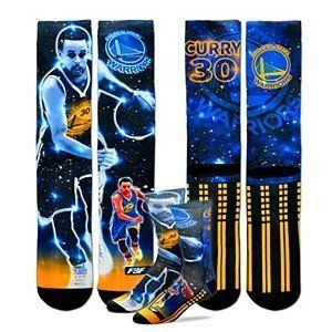 Curry Constellation Socks Support one of the best players in the NFL by wearing a pair of these brand new and one of a kind player socks! These socks will have you supporting your team from head to to