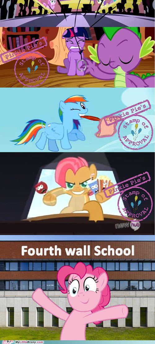 Pinkie Pie's SchoolPinkie Pie, Mlpfim