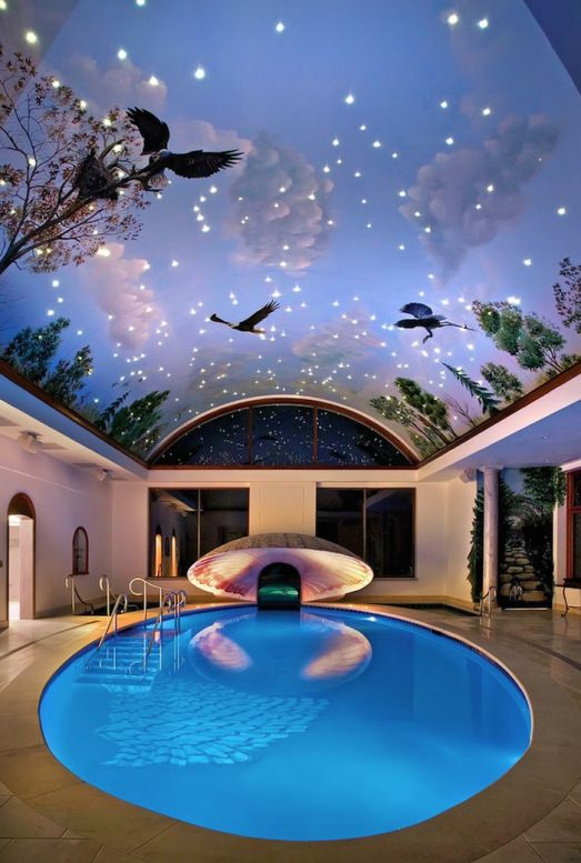 House Under Pool 550 best indoor pool images on pinterest | indoor swimming pools