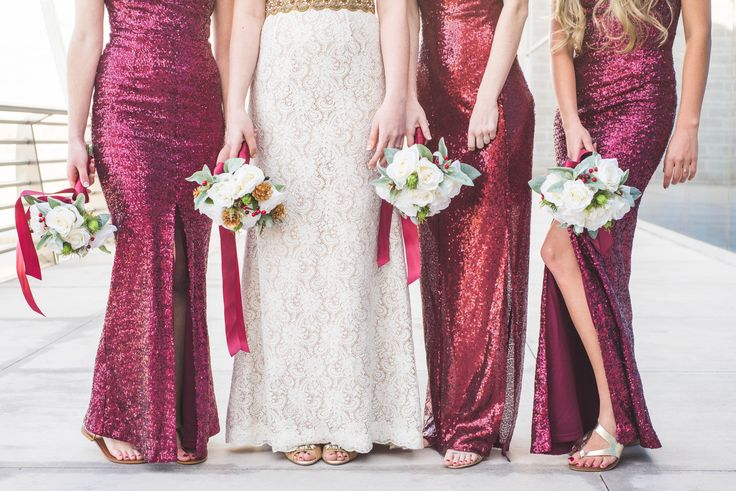 1000 Ideas About Gold Weddings On Pinterest: 1000+ Ideas About Cranberry Bridesmaid Dresses On