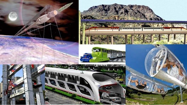 Radical railways: Top 10 transportation systems of the
