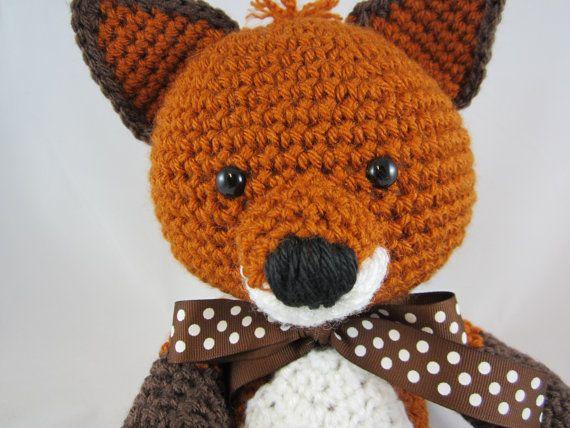 Ravelry: Sleepy Fox Amigurumi pattern by Amanda Maciel   428x570