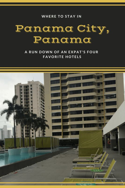 This guide shows you four spots for luxury accommodations to stay during your Panama City, Panama travels.