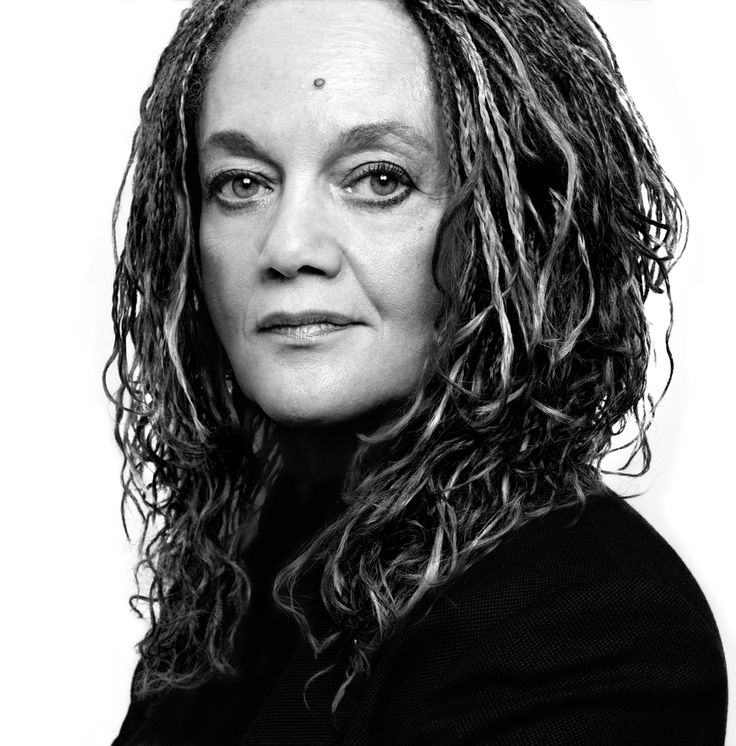Kathleen Cleaver, Chicago, IL, November 2009. Former national communications secretary for the Black Panther Party.
