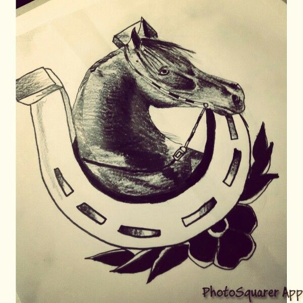 Arabian horse #tattooworkers