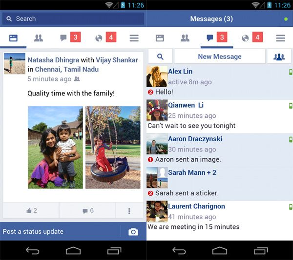 TechWebies: Facebook quietly launches a 'Lite' app for Android...