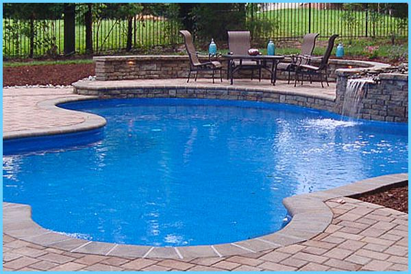 Best 25 vinyl pool ideas on pinterest vinyl pools for Vinyl swimming pool