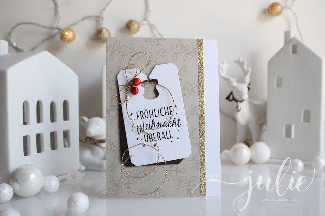 Handmade by Julie: Fröhliche Weihnachten überall #13