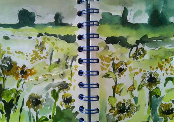 Sunflowers Preniac