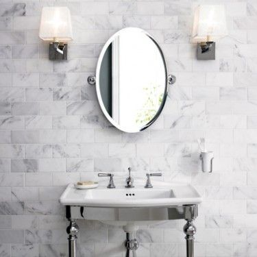 White Marble - Bathrooms - Shop by suitability - Wall & Floor Tiles | Fired Earth
