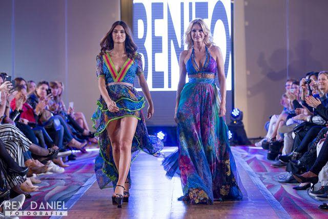 La Jaula de la Moda Benito Fernandez 2017 colección primavera verano.