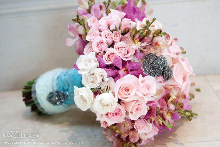 Floral Design by Rosanne Farano-Romanino of Dizennio Floral