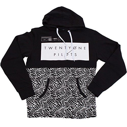 NBDIB For Fans Band Twenty One Pilots Top Black Pattern Pullover Hoodie (S, Black style 1) NBDIB http://smile.amazon.com/dp/B018RWCUOQ/ref=cm_sw_r_pi_dp_KsfAwb0MK7NBY
