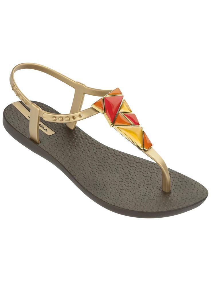 New Look Simple Cross Front Women's Flip Flop 2667