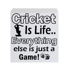 cricket Sticky Notepad...for my boys this is so true.