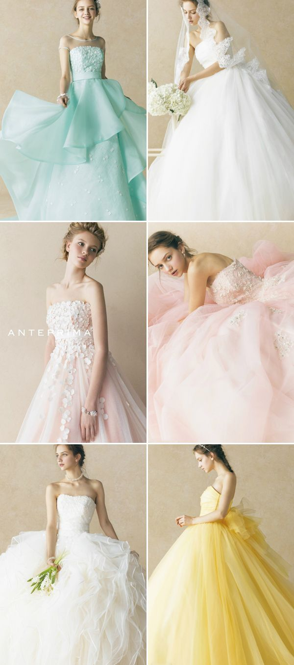 Feminine, princess-worthy, sweet, and utterly romantic, if these words describe your dream wedding day look, you're going to love the Japanese wedding dresses we are about to introduce! Japanese wedding dress designers make some of the prettiest gowns that range from classy and chic to glamorous, with intricate detailing that really shows your girlish charm. …