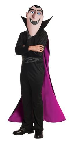 Hotel Transylvania 2: Dracula Child Costume