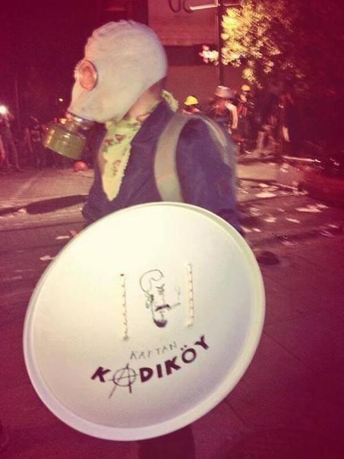 #DirenKadıköy #spartacus #occupy