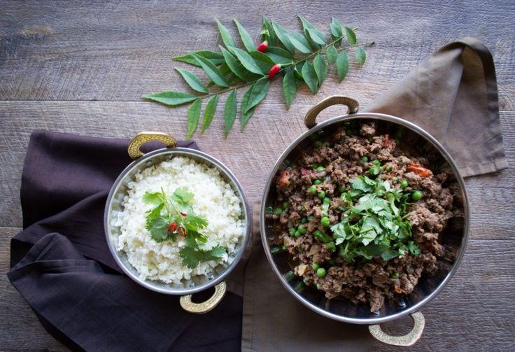 Indian Spiced Mince and Peas | Well Nourished - Simple recipes, whole foods, inspired health | Bloglovin'