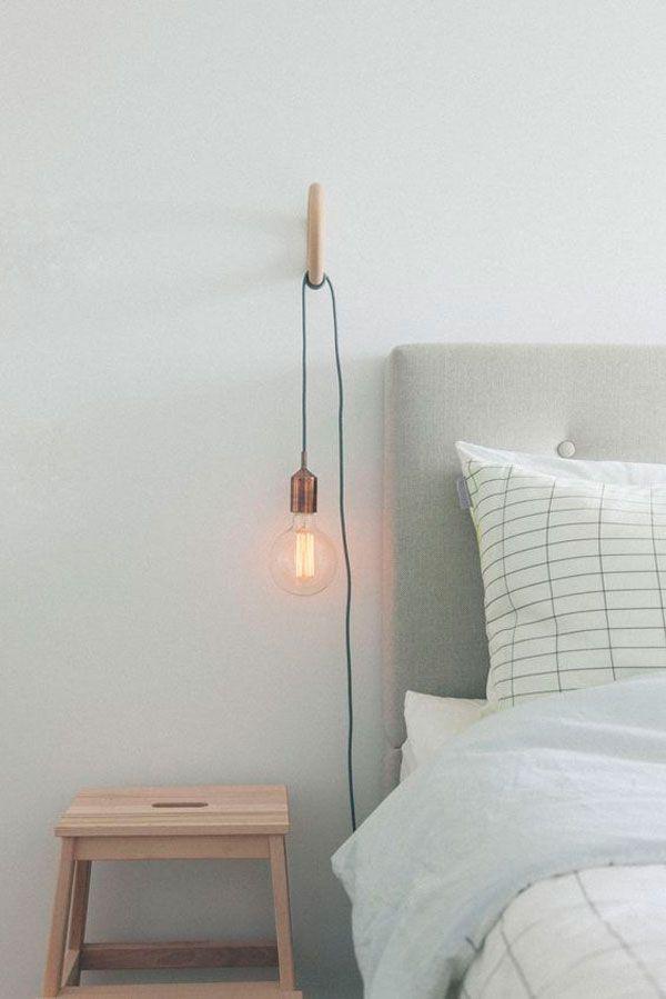 lámparas interiores decoración hogar habitación lampara luz minimalismo minimalista estilo nórdico tendencias  love nordic style