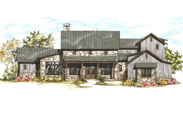 """Austin custom home at The Reserve at Lake Travis. Timeless """"Farmhouse"""" inspired by Old World German architecture and Texas Hill Country home elegance."""