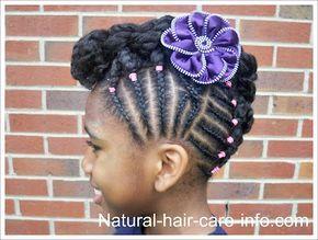 17 Best Ideas About Black Kids Hairstyles On Pinterest