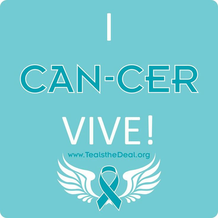 I CAN-CER VIVE!!