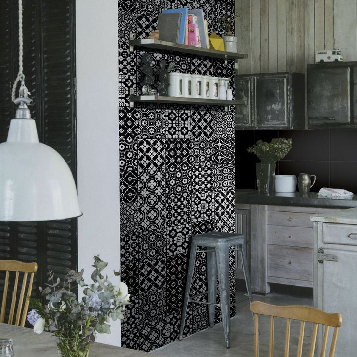 "Diy Kitchen Cabinets Brisbane: Bon Ton White On Black Base 20X20/8""X8"""