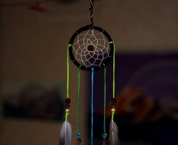 Dream Catcher Bohemian Dream Catcher dream by MagicMandalaShop