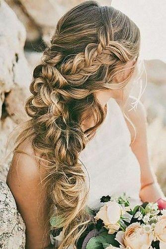 braided wedding hair 21