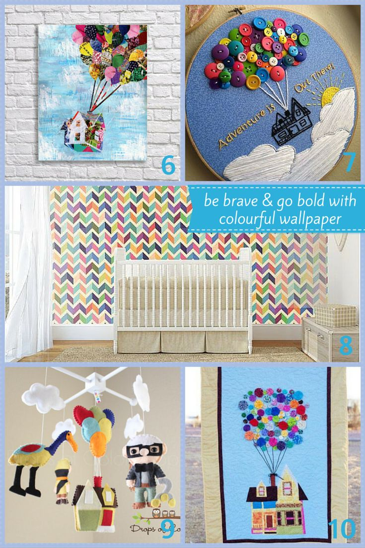 Up Pixar Themed Nursery Adventure Pinterest Up Pixar