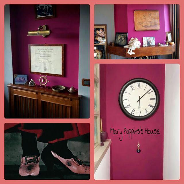 Mary Poppins's House: Un ritocco di colore ♥´¨) ¸.•´ ¸.•*´¨)¸.•*¨) (¸....