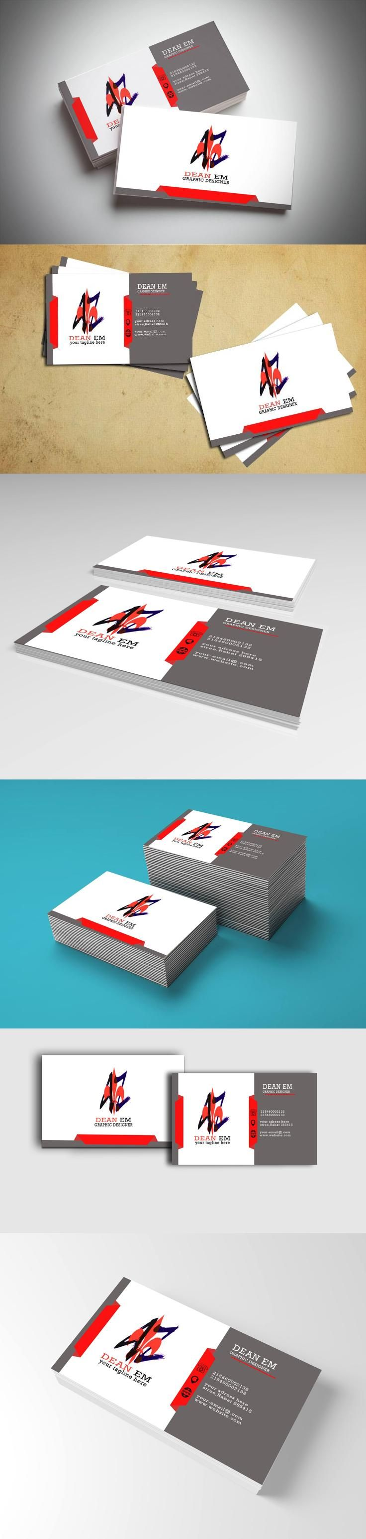 47 best corporate business cards images on pinterest