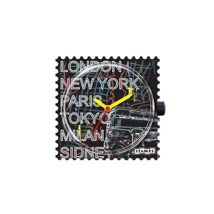 Relógio S.T.A.M.P.S. City R$89.00