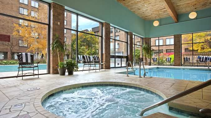 Our Hotel In Beachwood Ohio Offers A Pool Fitness Center And Complimentary Wifi Stay Relaxed Connected At The Doubletree Cleveland East