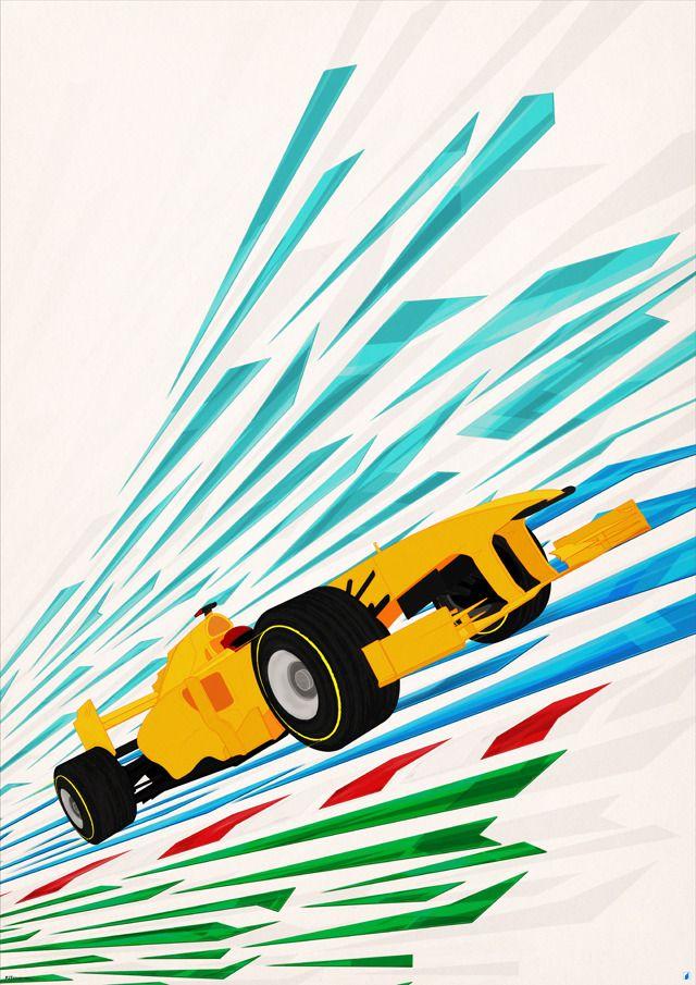 Best Formula Collection Images On Pinterest Ayrton Senna - Minimal formula 1 posters jason walley