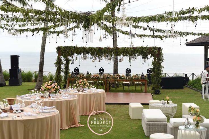 Bali Wedding with gorgeous setup, Lush Wedding, Magical Bali Wedding, Luxury Bali Wedding, Khayangan Estate, Aisle Project Bali